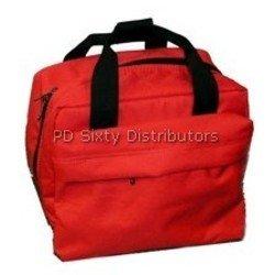 221 Black soft side carry case w shoulder strap P60226