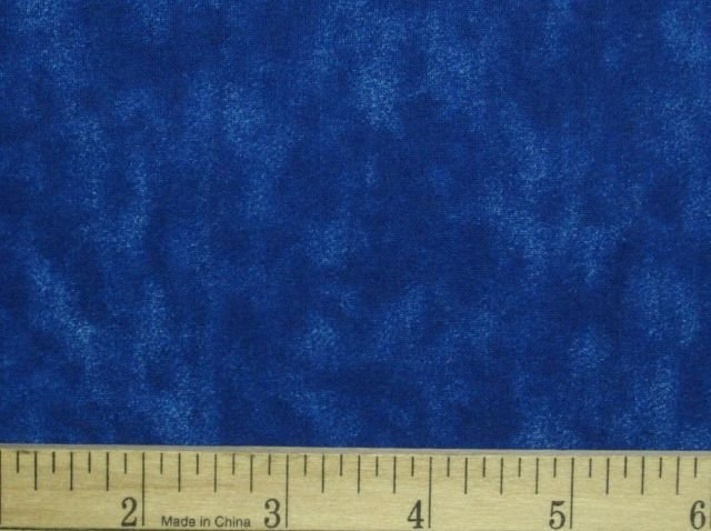 108 quilt backing Blue marble QB54