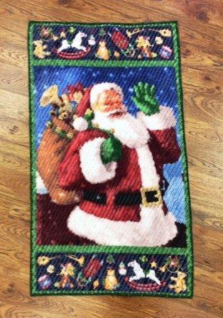 Santa Door hanging