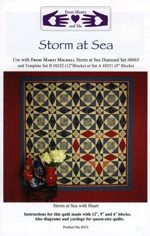Storm at Sea # 15 pattern   mm8515