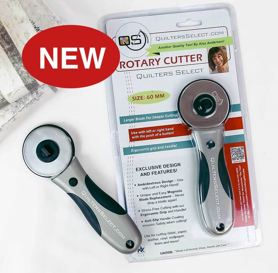FLORIANI QS 60MM ROTARY CUTTER