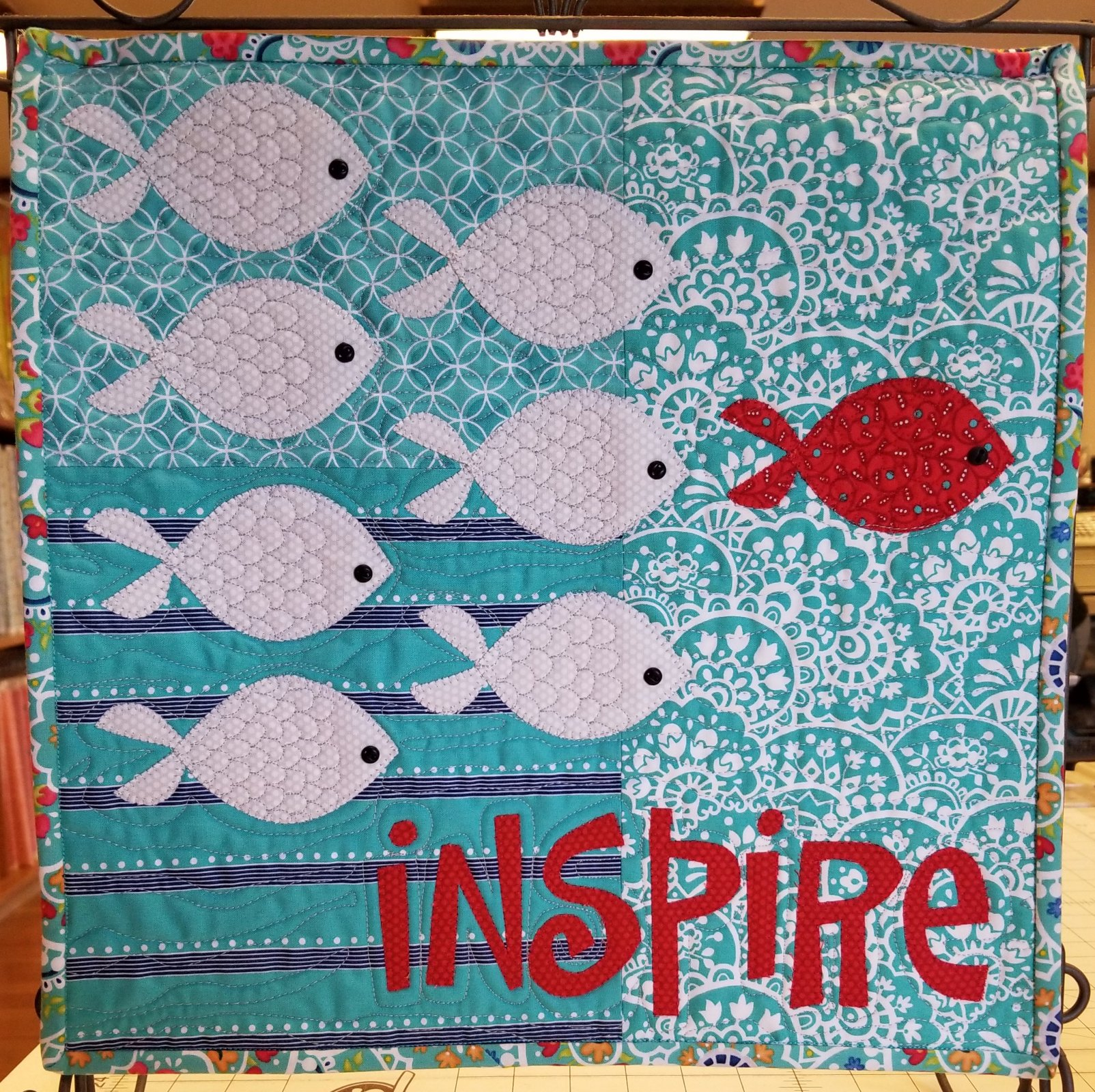 Imagine - Inspire Block