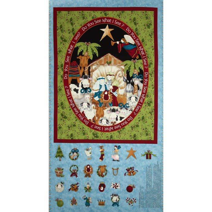 Advent Calendar Panel