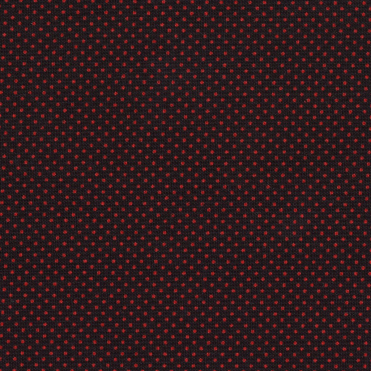 Micro Dots Blk/Red