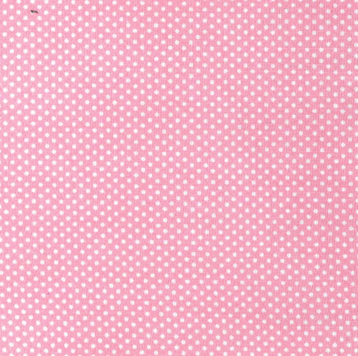 Micro Dots Pink/Wht
