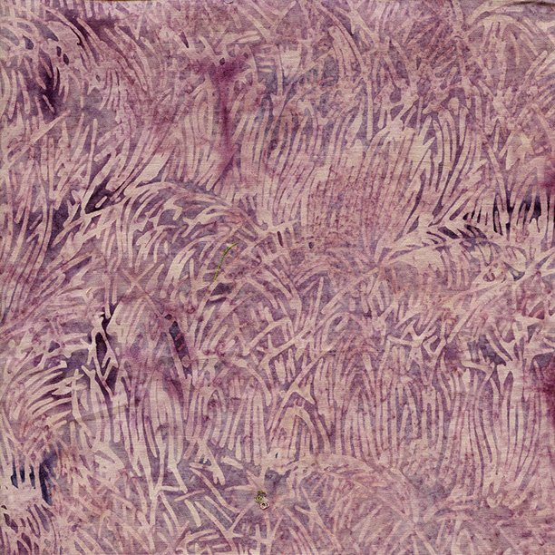 Batiks Seasons Shades Grass Lilac