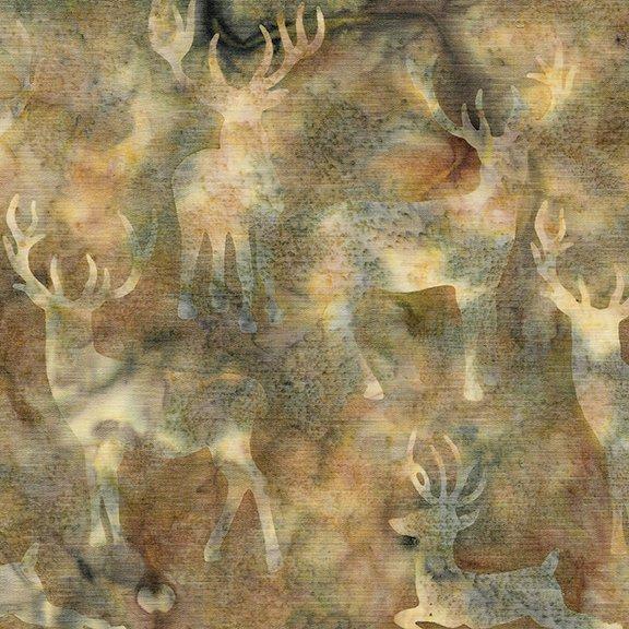 Deer Grouping, Desert