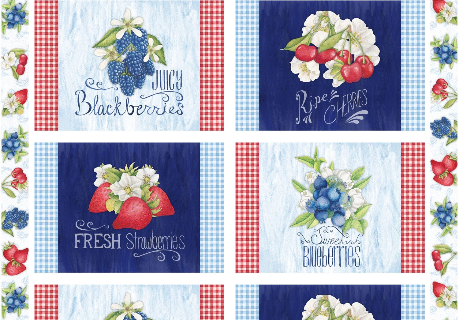 Berry Sweet Placemats