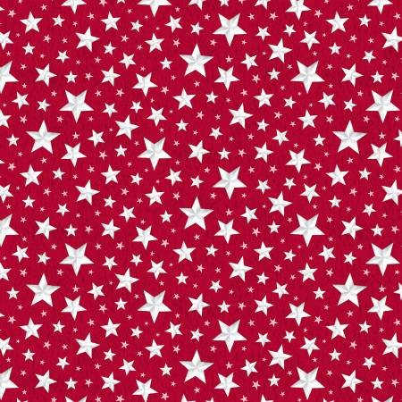Berry Sweet Red Stars