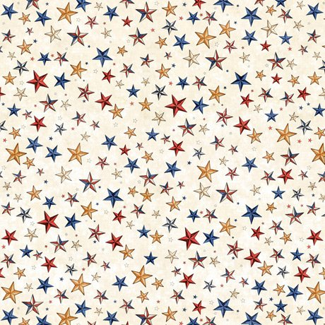 All American Stars Cream