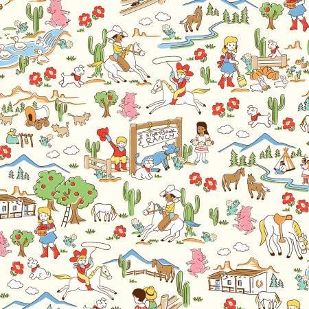 Storybook Ranch 50696X