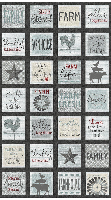Farm Sweet Multi Panel