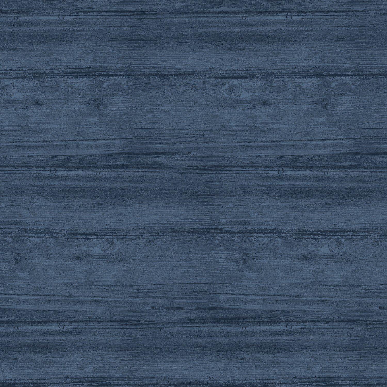 Washed Wood Harbor Blue