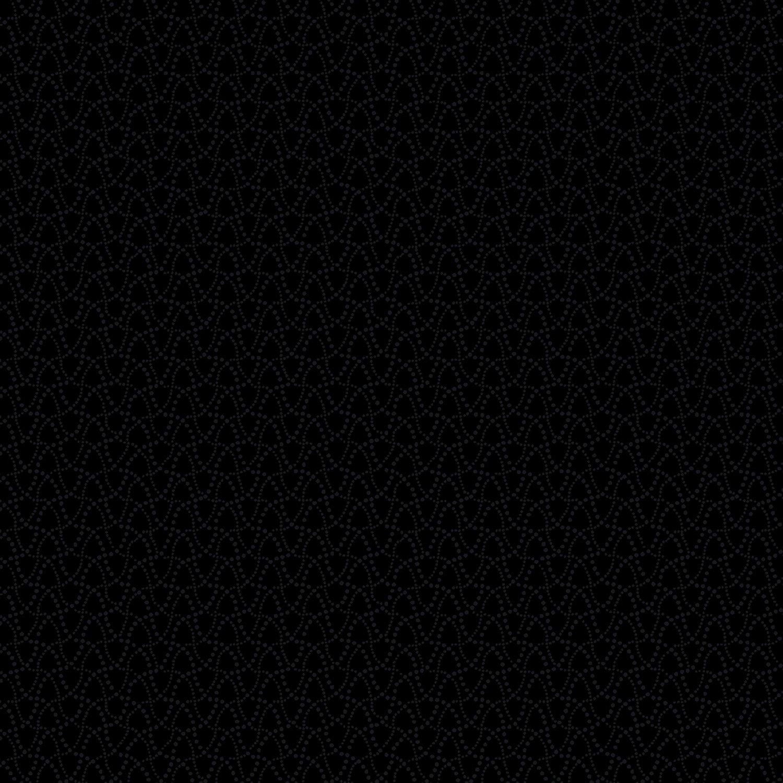 Black/Black Dot Waves