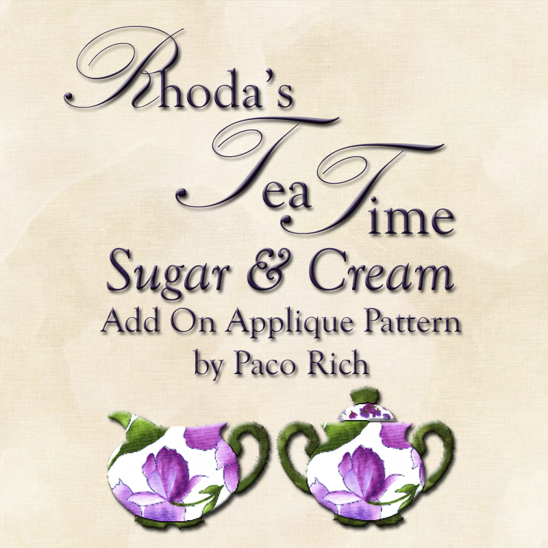 Rhoda's Tea Time Sugar & Cream Add-On