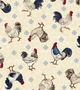 American Folk Chickens 3215-44