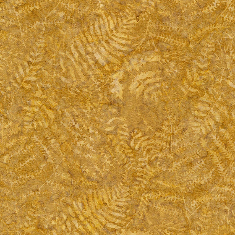 Gold Tonga Batik
