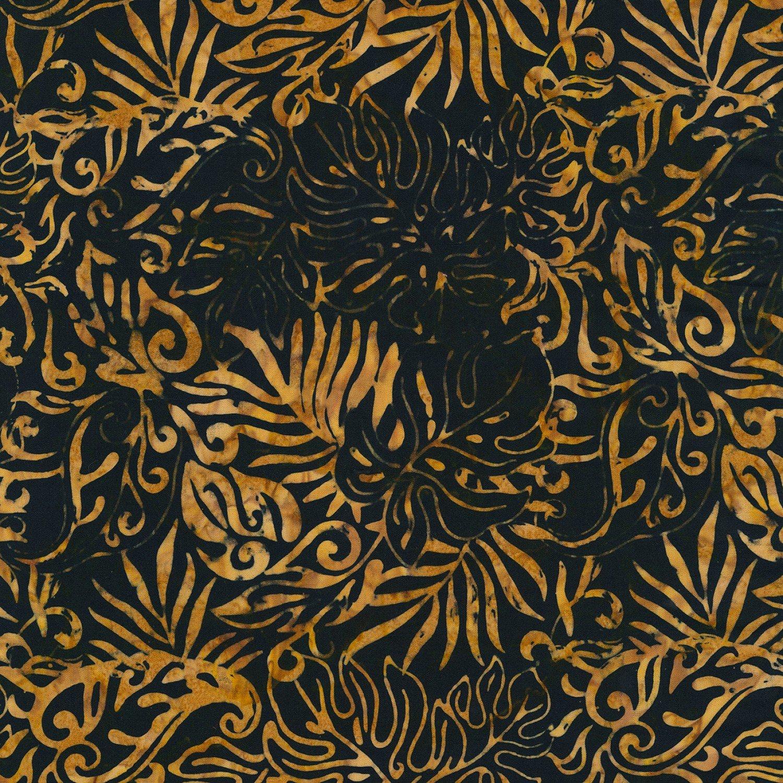 Black Tonga Batik