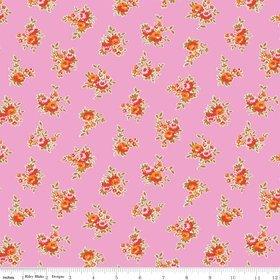 Milk, Sugar, Flower C4342 Pink