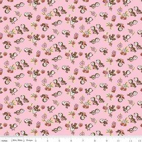 Milk, Sugar, Flower C4343-Pink