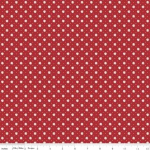 Gingham Girls C5905 red