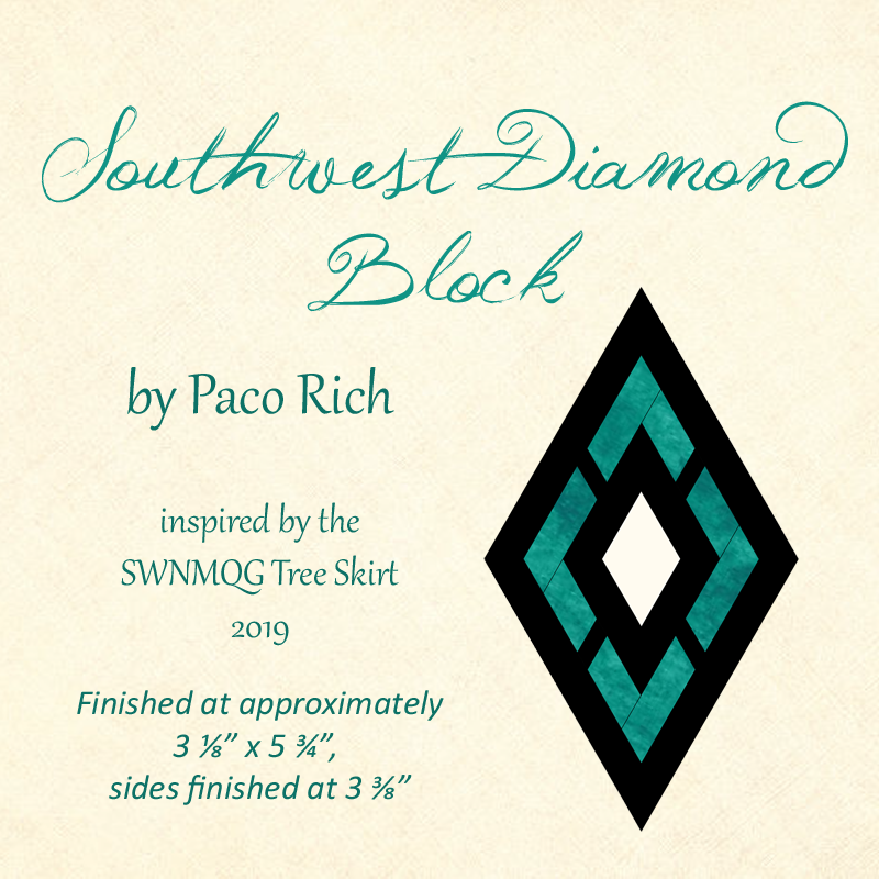 Southwest Diamond Block - Tutorial