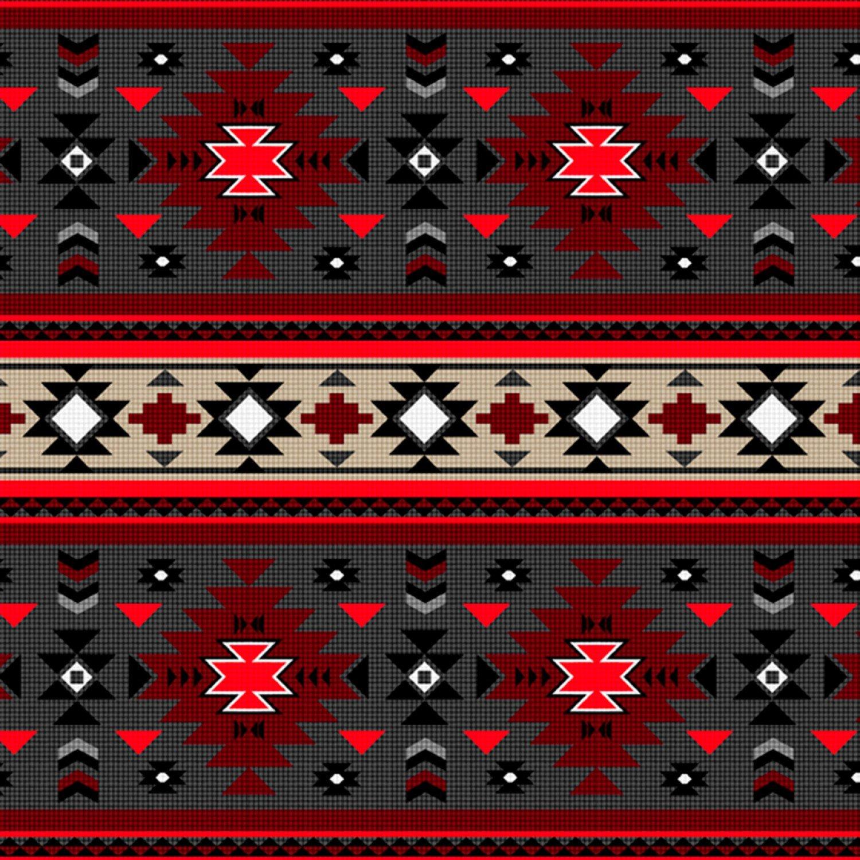 Beaded Aztec