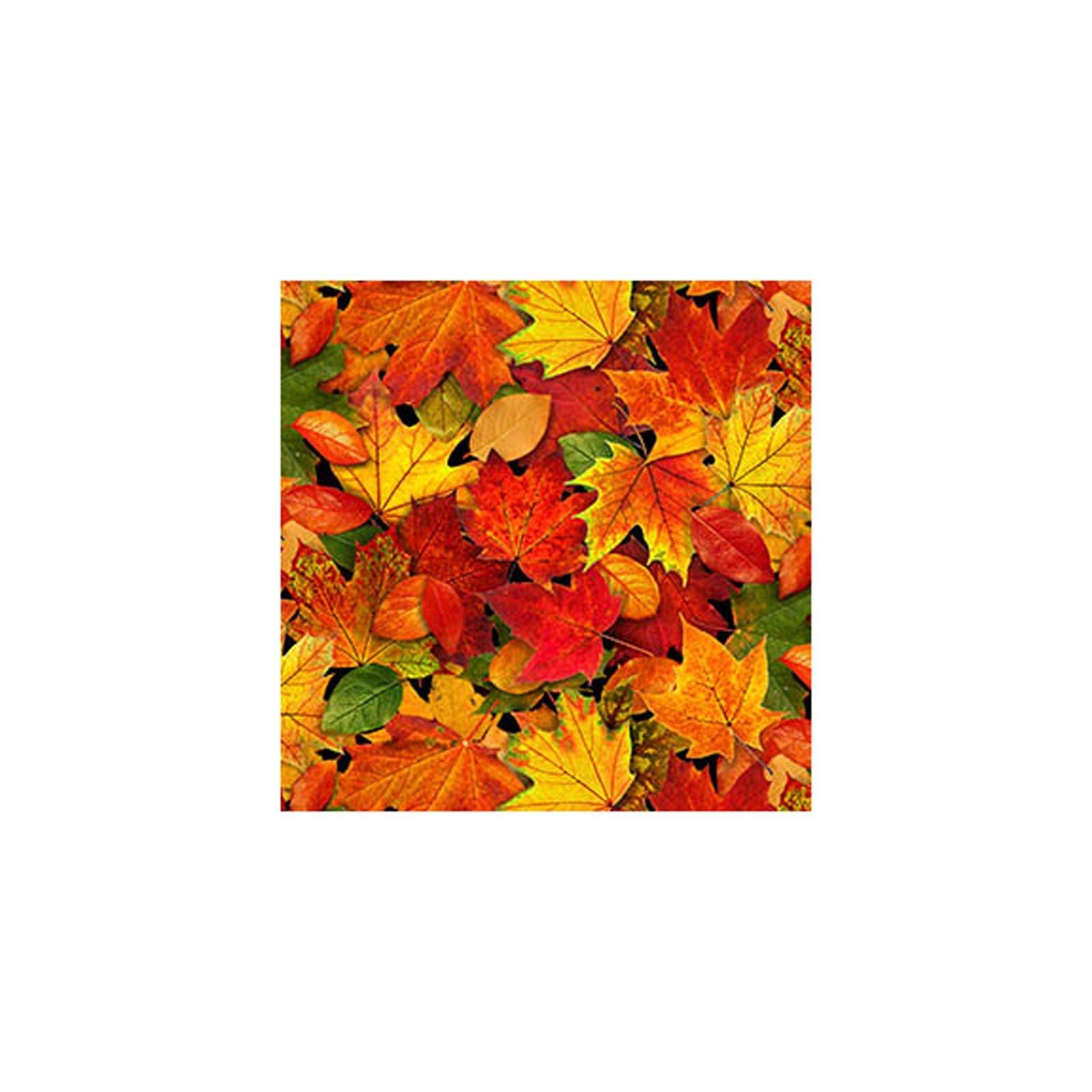 Fall Leaves 478Multi