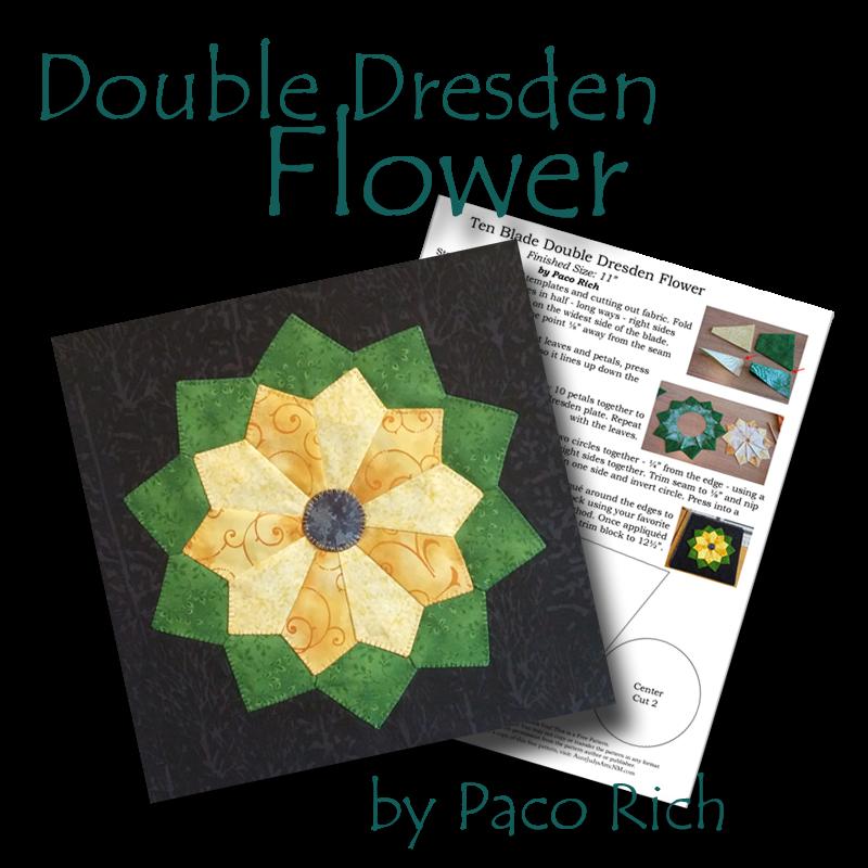 Double Dresden Flower