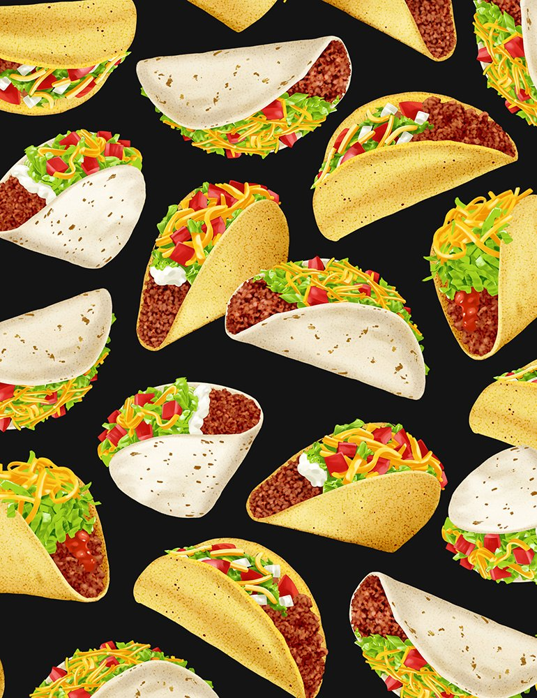 Tossed Tacos