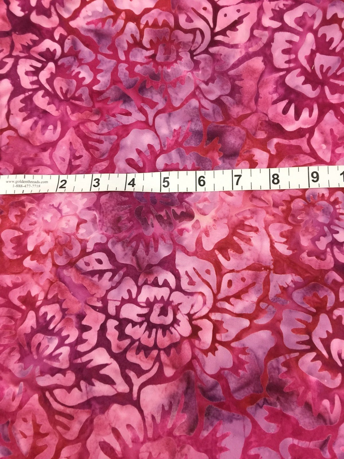 Sumatra Batiks  Pink 022