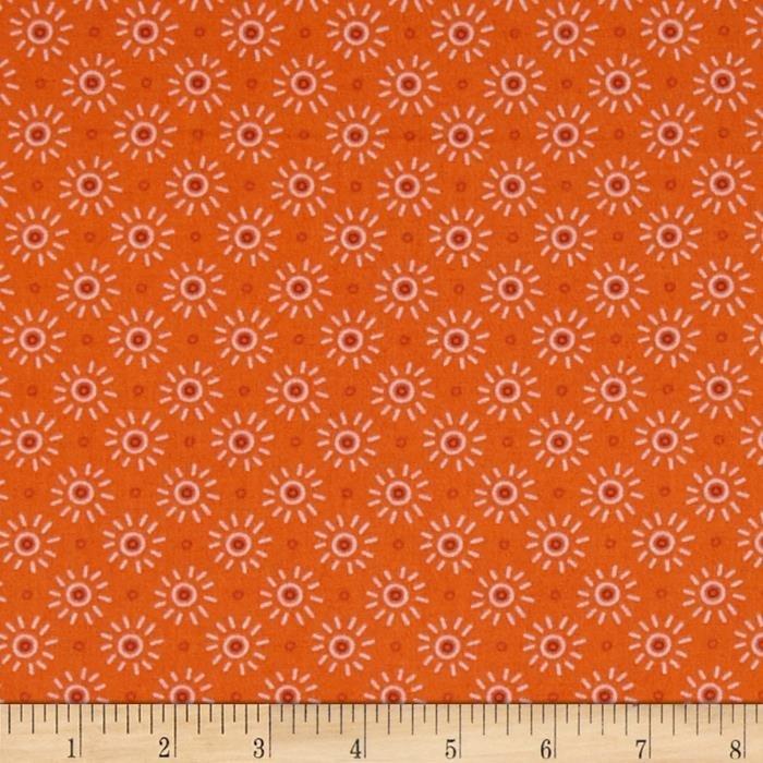 Intrigue Daisy Orange
