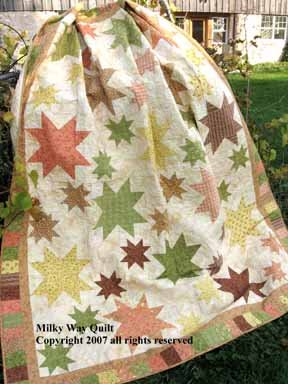 Thangles Milk Way Quilt