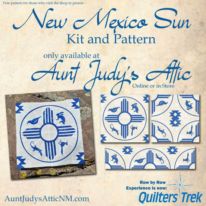 New Mexico Sun Kit