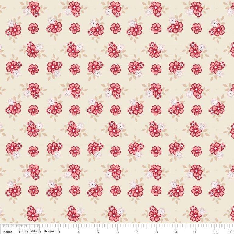 Raspberry Parlour C4052 Cream