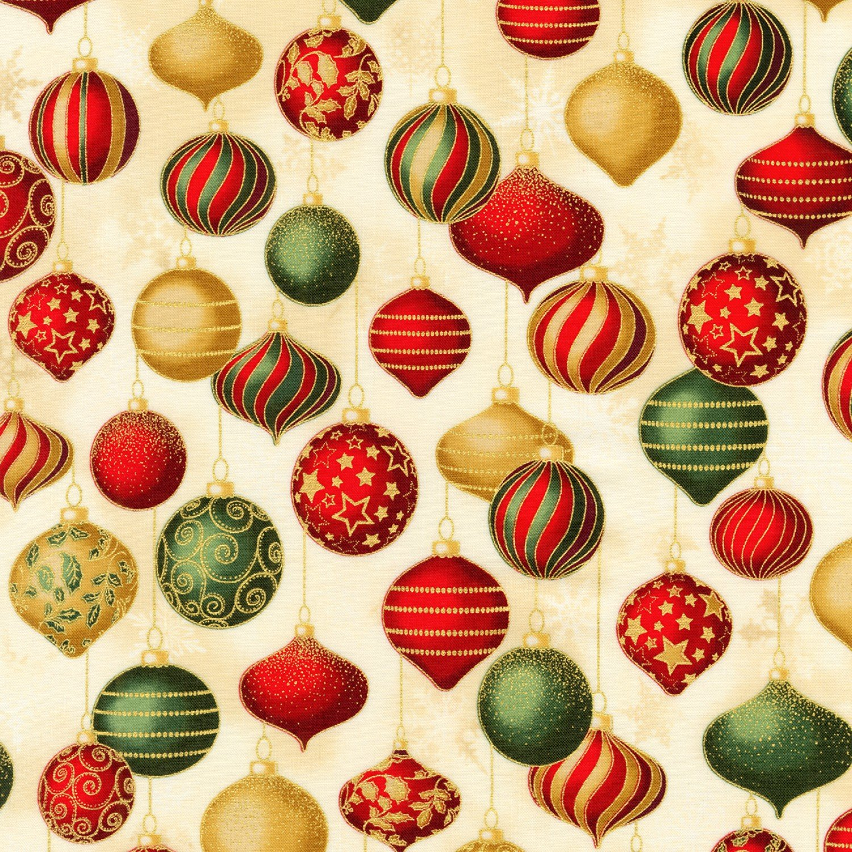 Winter's Grandeur Metallic 7 Holiday