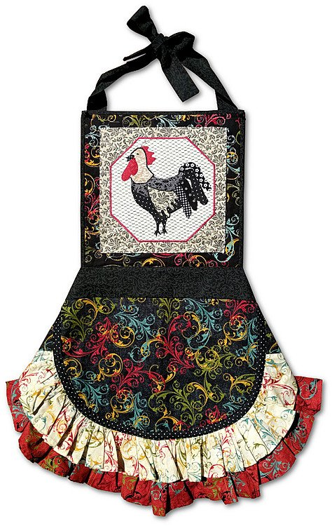 French County Apron Pattern