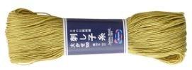 Olympus Sashiko Thread Mustard #106 100m