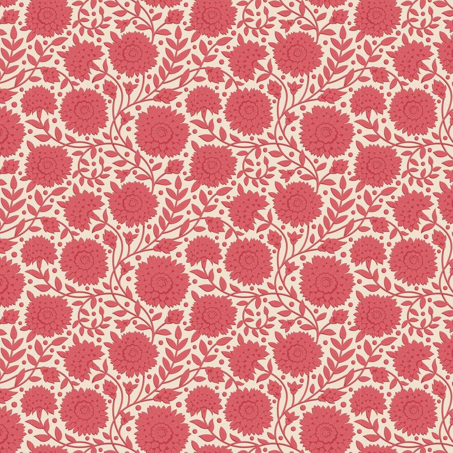 Tilda Aella - Dusty Red 110033