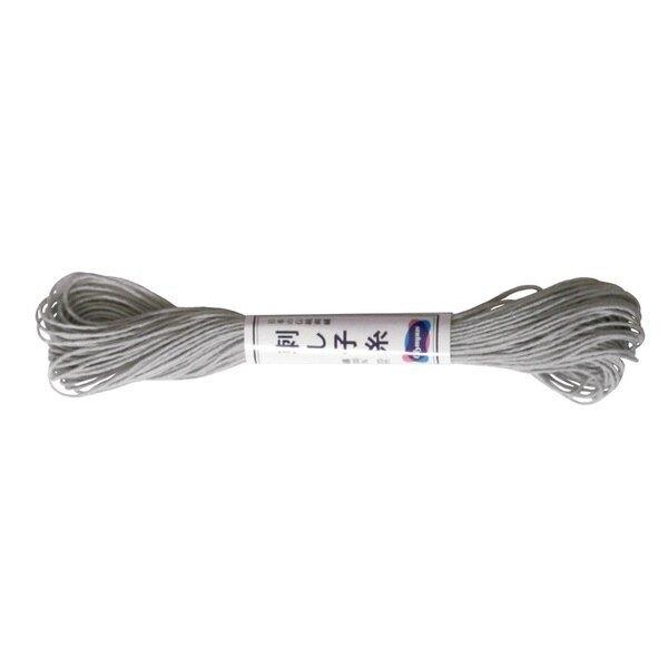 Olympus Sashiko Thread Grey #28