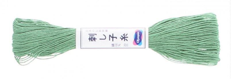 Olympus Sashiko Thread Green #7 20m