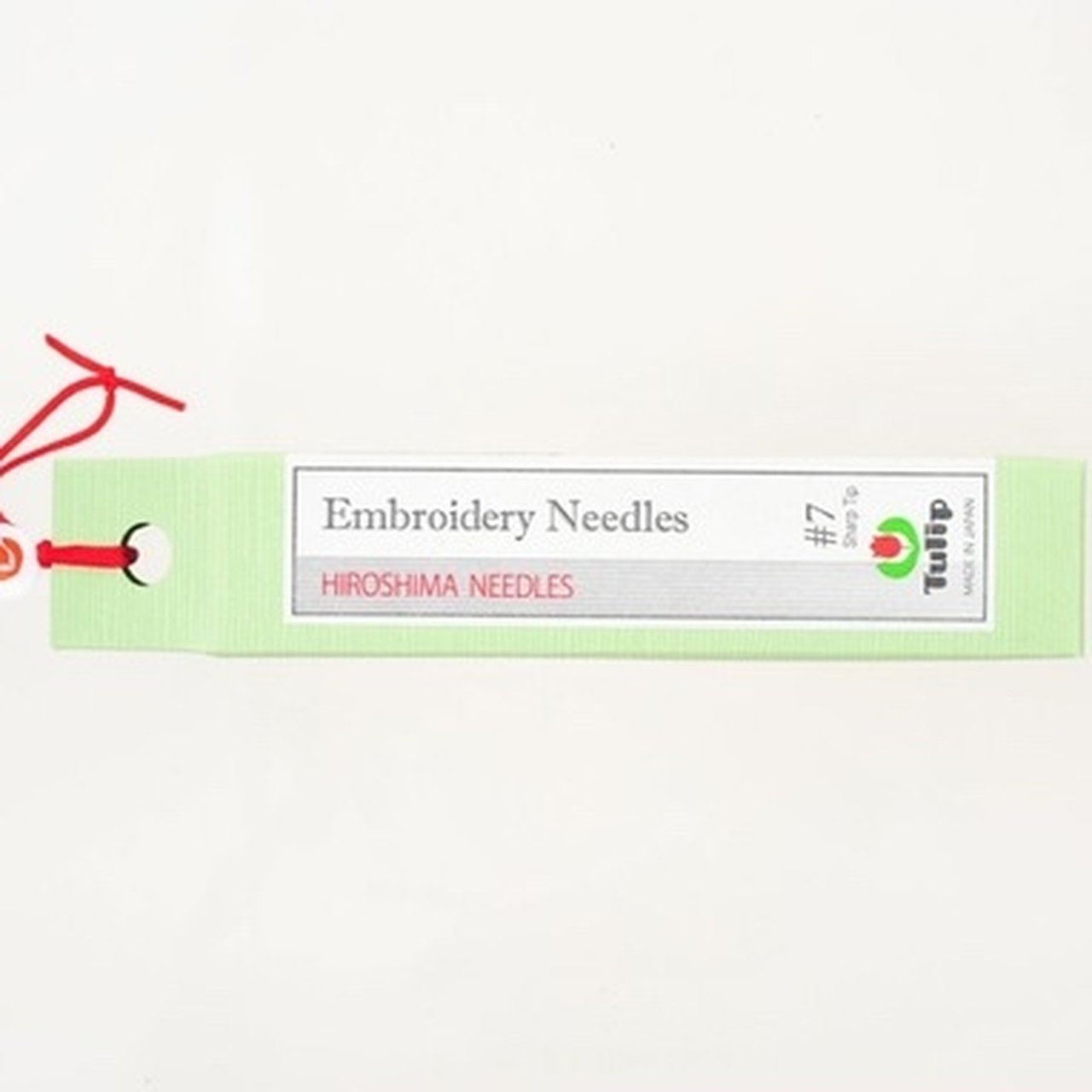Tulip Embriodery Needles #7
