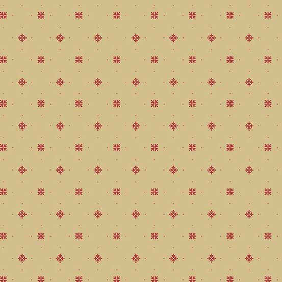Little Sweetheart - Princess Cut - Shortbread A8834L1