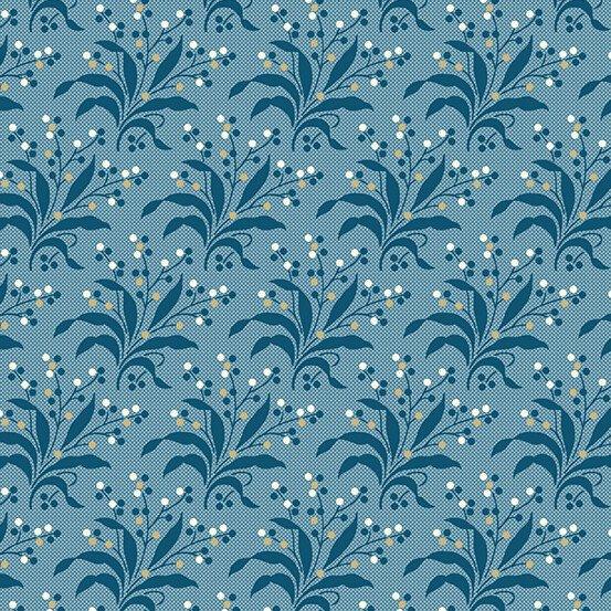 Perfect Union 9580B - Fern - Cornflower