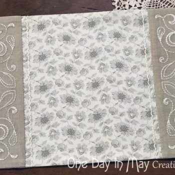 A Doily for Claire