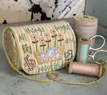 Bright and Beautiful sewing roll