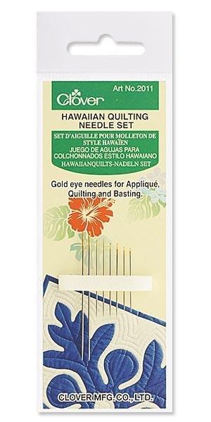 Clover Hawaiian Quilting Needle Set #2011