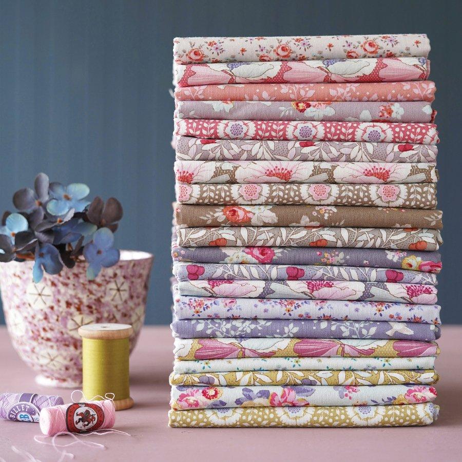 Maple Farm 1/2m Fabric Bundle - 20 Fabrics
