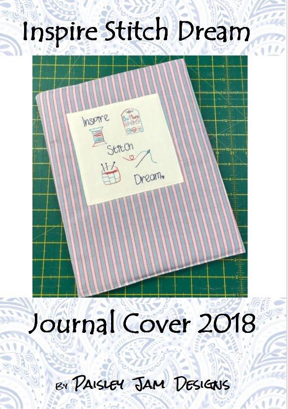 Inspire Stitch Dream Journal Cover