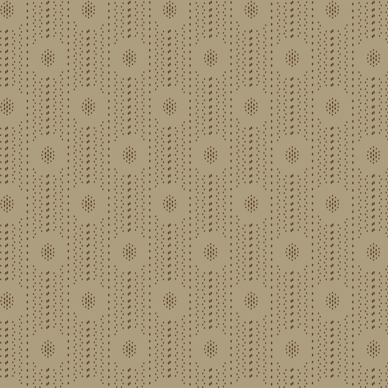 Ruby - Shirting Stripe - Khaki/Tan